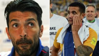 Gianluigi Buffon Tim Cahill