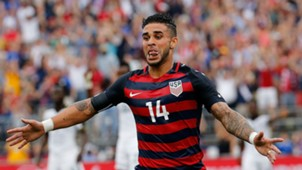 Dom Dwyer USA Ghana international friendly