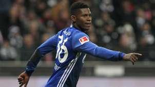 Schalke 04 Breel Embolo 16122017