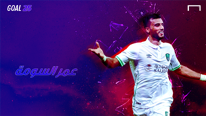 GOAL 25 - Omar Al-Somah