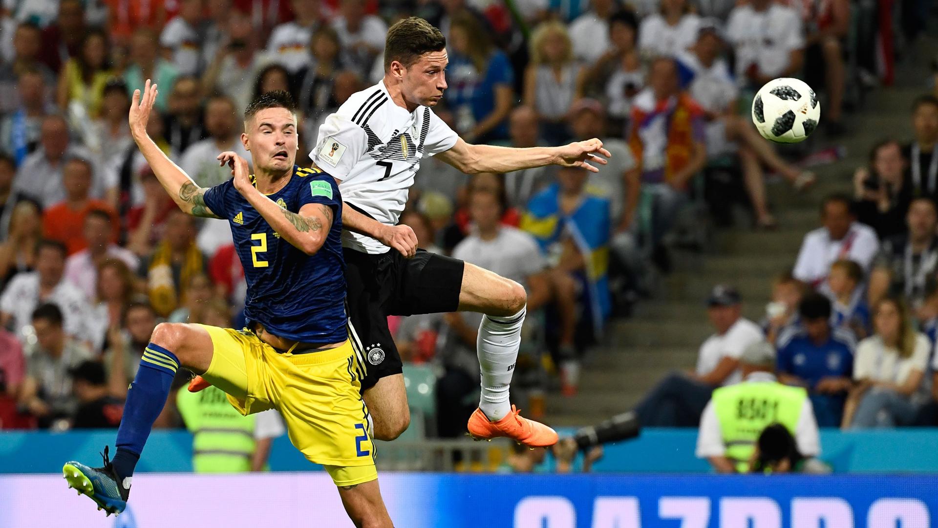 Germany Sweden Julian Draxler