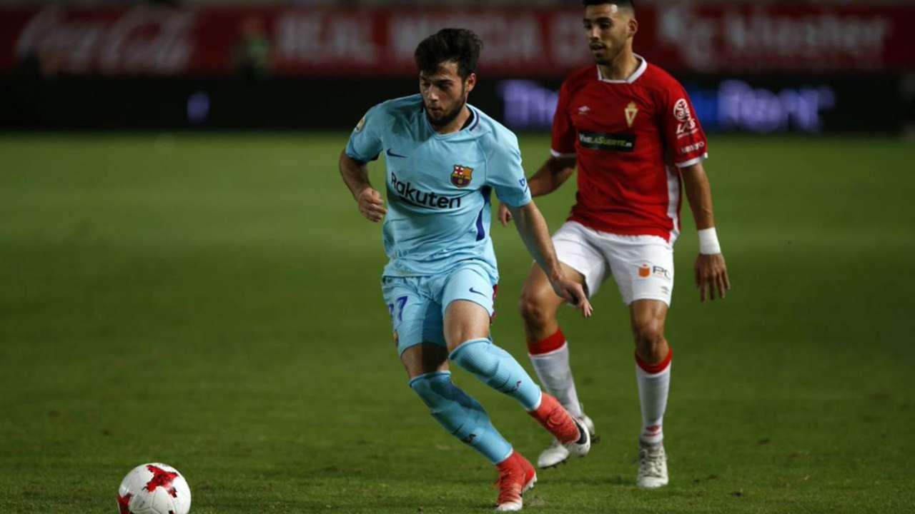 Arnaiz Murcia Barcelona Copa del Rey