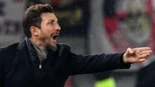 Eusebio Di Francesco Roma Genoa Serie A