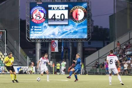 Trencin Feyenoord