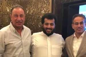 محمود الخطيب - تركي آل الشيخ