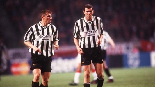 Vladimir Jugovic Zidane Juventus
