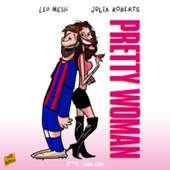 Cartoon - Pretty Woman
