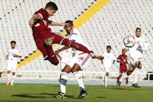UAE v Venezuela Friendly