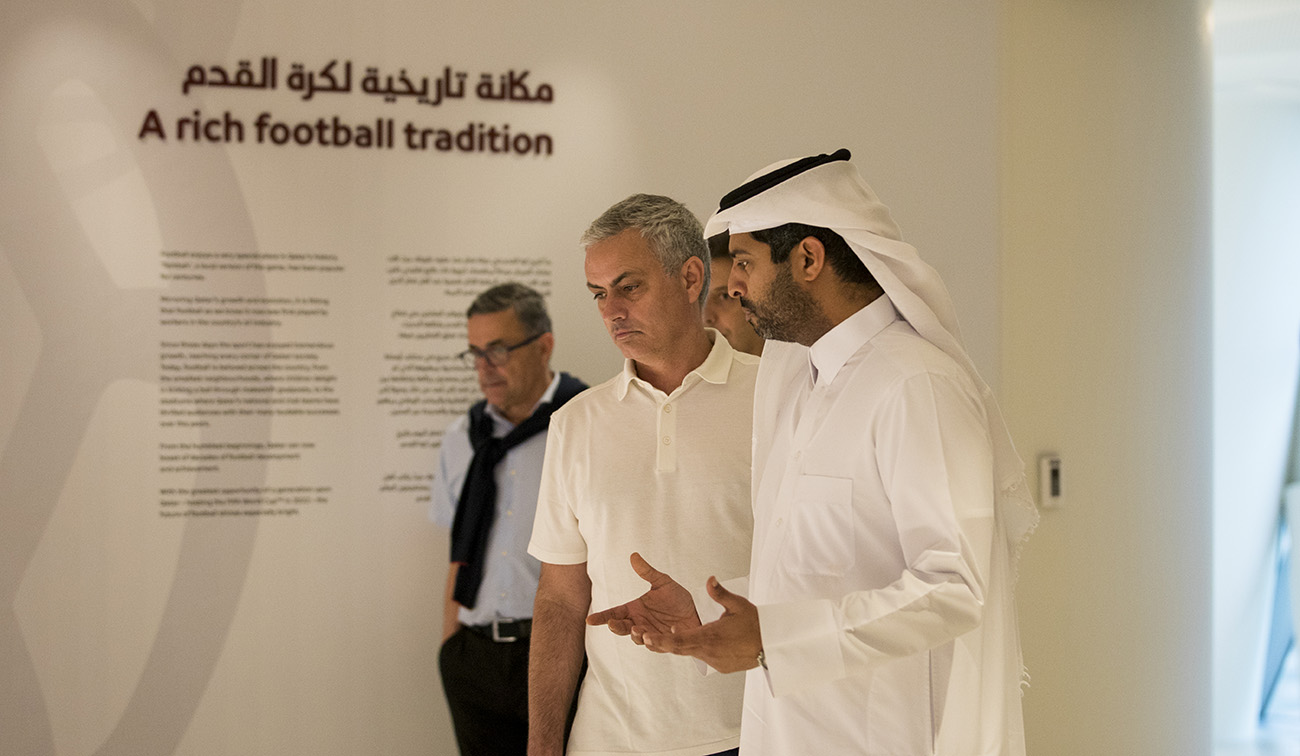 Mourinho qatar world cup 2022