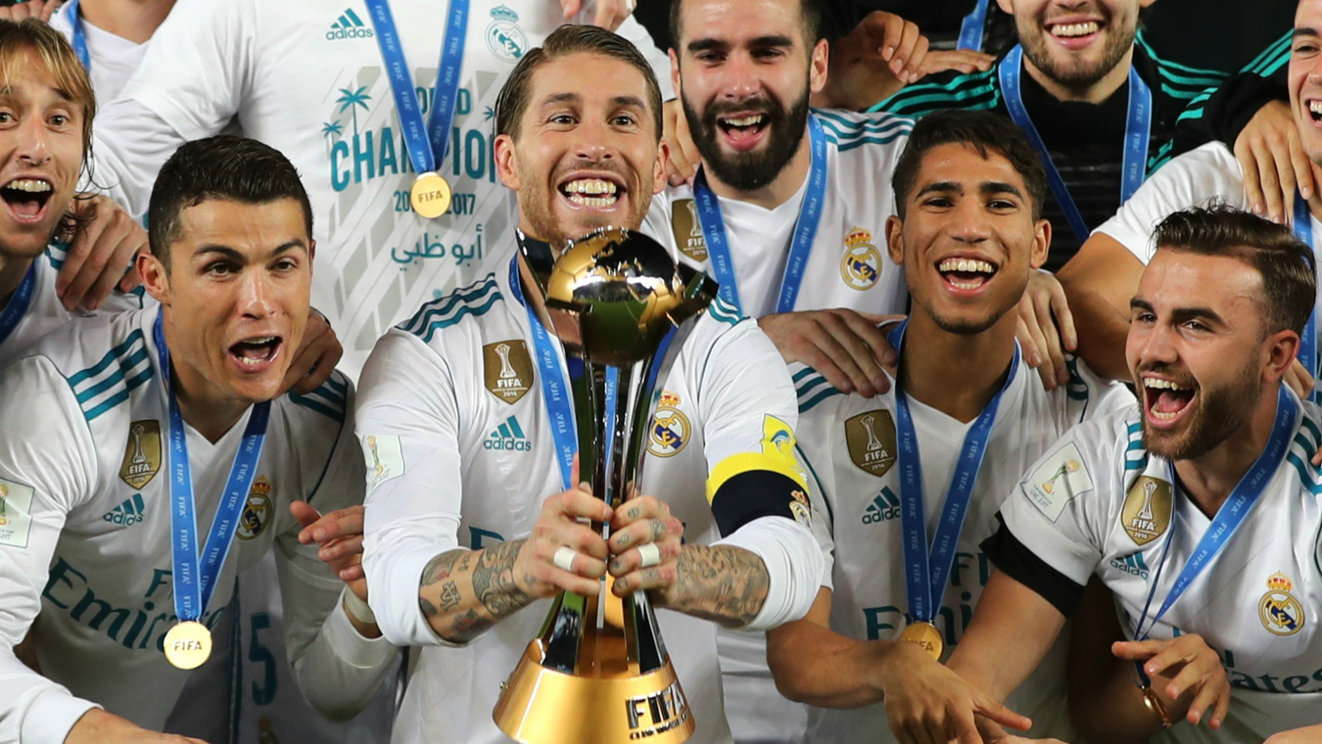 Real Madrid Club World Cup 2017