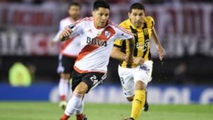 Enzo Perez River Guarani Copa Libertadores 08082017