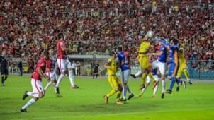 Flamengo Parana Primeira Liga 30082017
