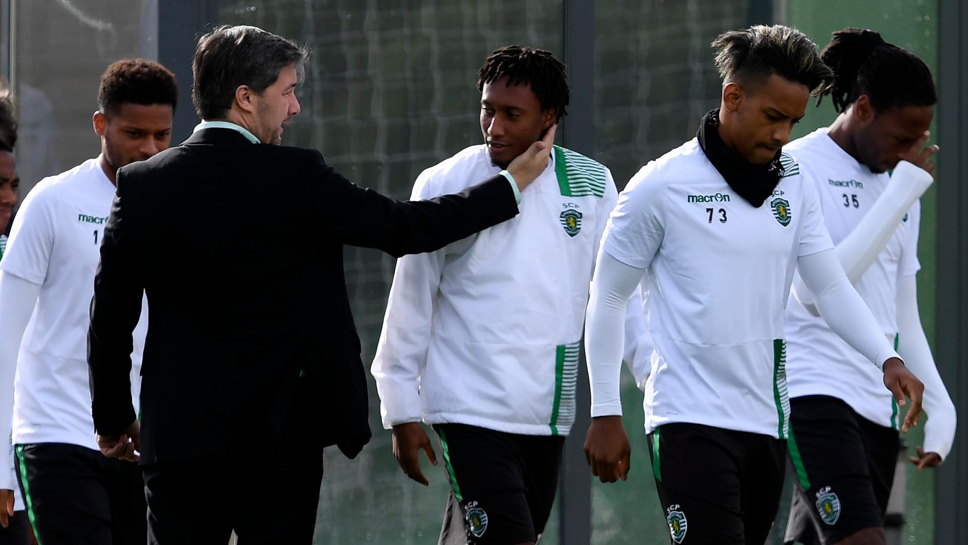Bruno de Carvalho Sporting CP