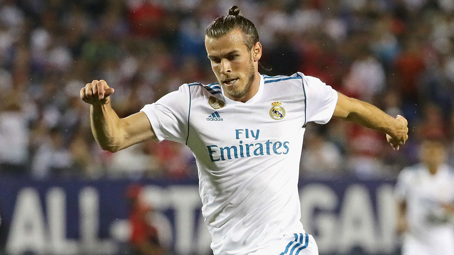 Gareth Bale Real Madrid MLS All Stars