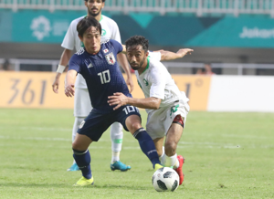 السعودية الأولمبي - اليابان