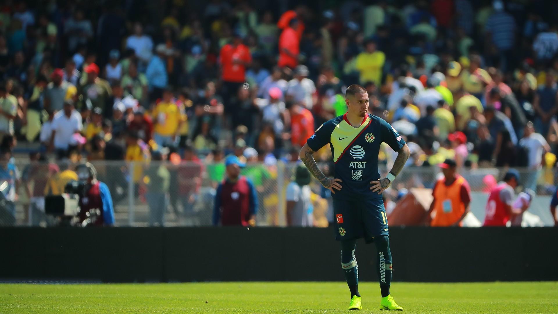 Pumas América Nicolás Castillo