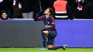 Neymar PSG Troyes Ligue 1 29112017.