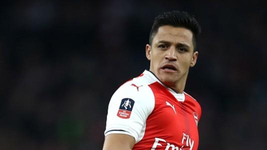 Alexis Sanchez Arsenal 11032017