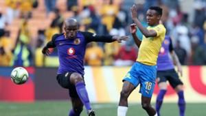 Willard Katsande, Kaizer Chiefs & Themba Zwane, Mamelodi Sundowns, July 2018
