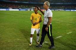 Carlos Amadeu Marcos Antonio Brazil U17