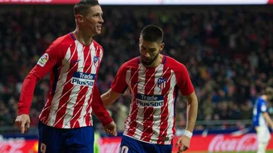 Torres Atletico Madrid Alaves LaLiga
