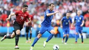 Ivan Rakitic Croatia Turkey Parc des Princes Euro 12062016