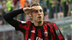 Gerard Deulofeu Milan Bologna Serie A