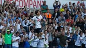 Heung Son-Min Tottenham Hotspur