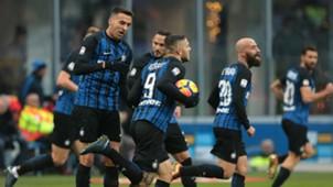 Inter celeb Udinese Icardi