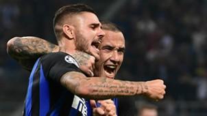 Mauroi Icardi Inter 2018-19