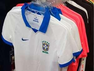 Camisa branca Brasil 050319