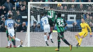 Sassuolo Inter Falcinelli goal