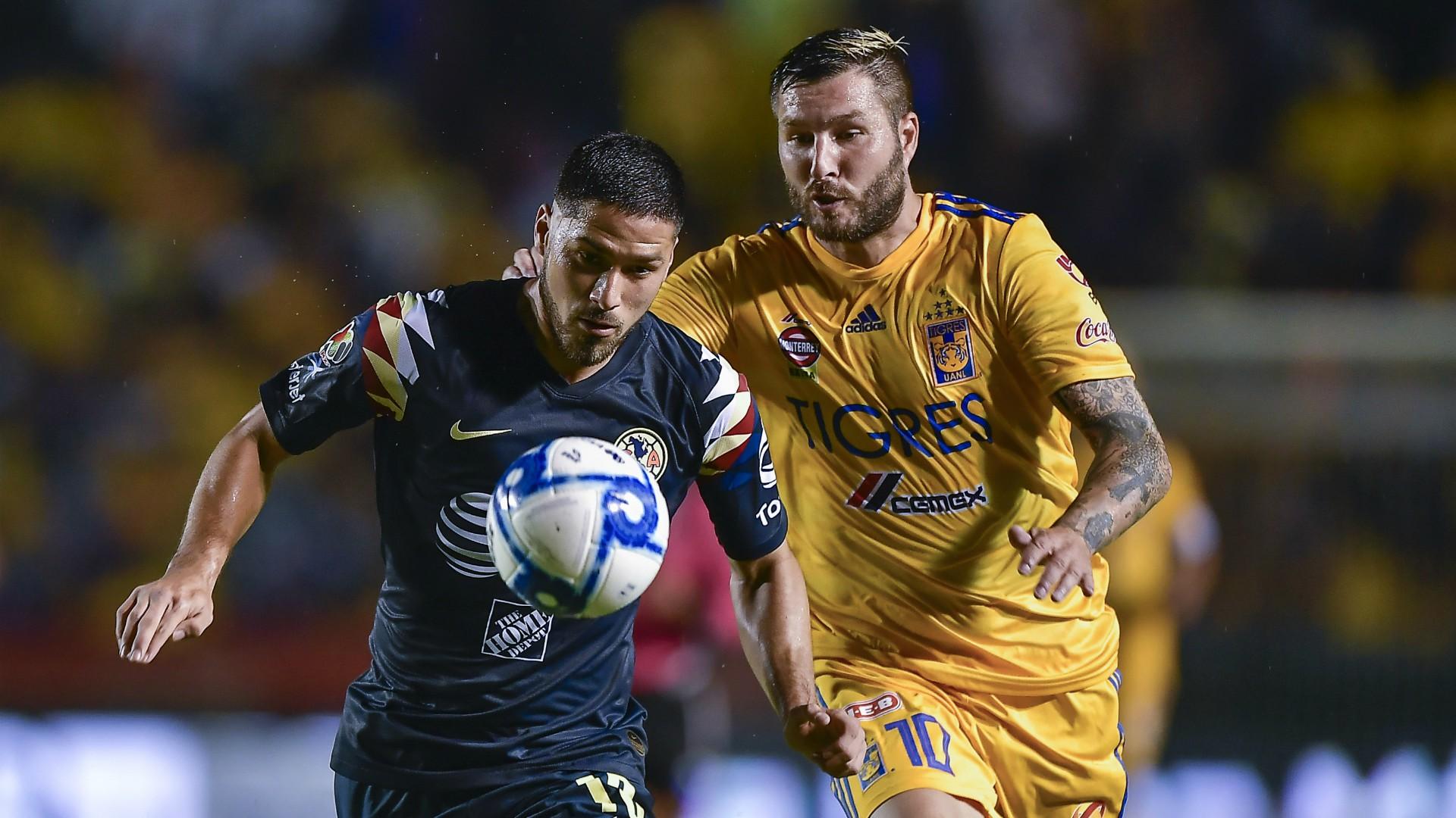 Tigres América Bruno Valdéz André-Pierre Gignac