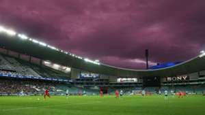 Sydney FC v Adelaide United A-League 26122014