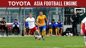 Fabian Vy Ngọc U19 Eintracht Braunschweig