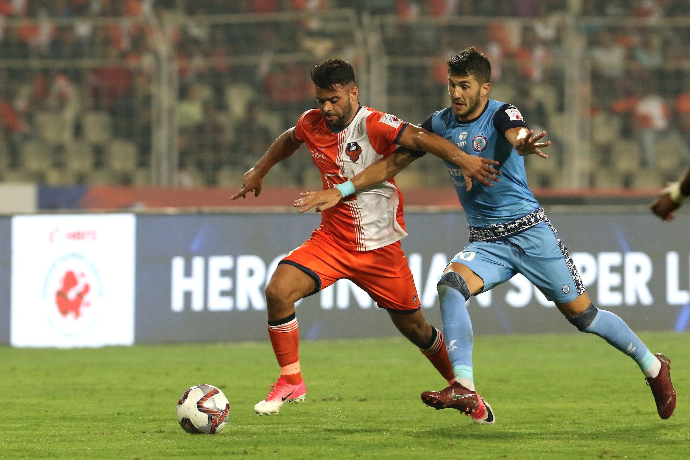 FC Goa v Jamshedpur FC