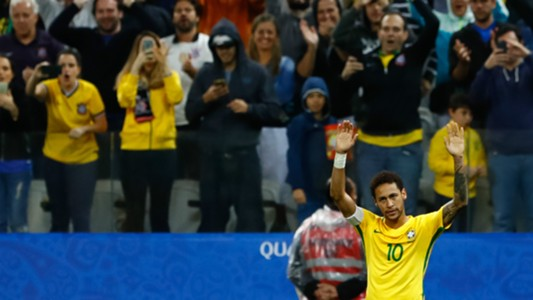 Neymar Brazil Paraguay 28032017