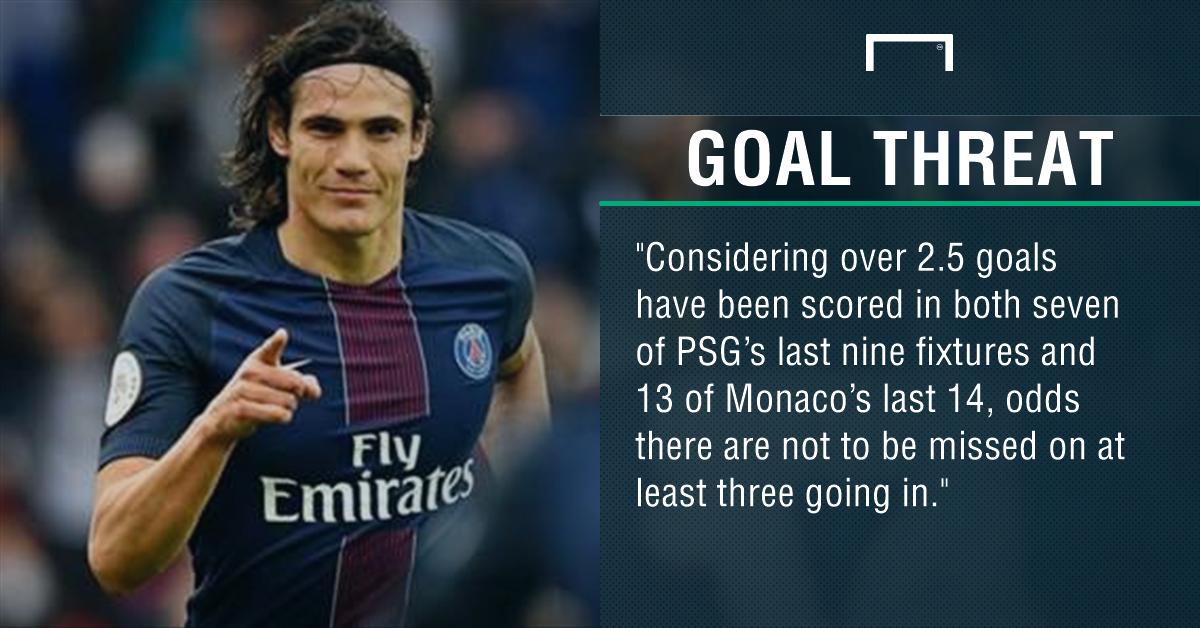 GFX PSG Monaco betting