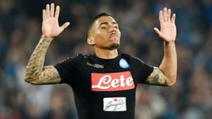 Allan Napoli Serie A 2016-17