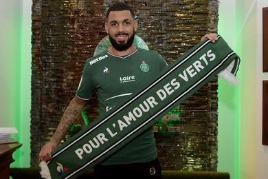 Yann M'Vila Saint-Etienne Ligue 1