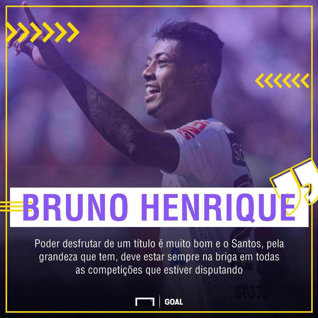 Bruno Henrique PS - Santos - 19/12/2017