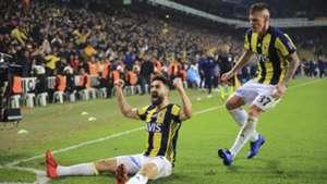 Mehmet Ekici Sivasspor Sevinc