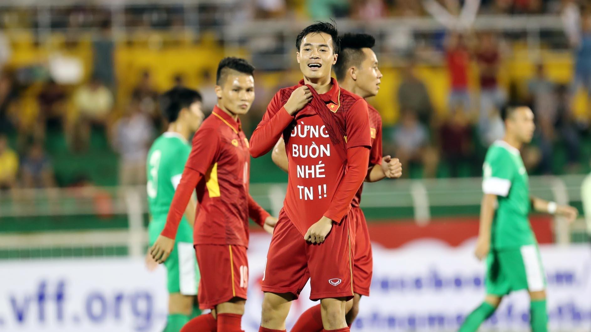 U22 Việt Nam vs U22 Macau