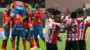 Independiente Medellin Junior de Barranquilla Liga Aguila 2018