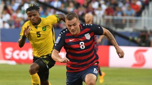 Jordan Morris Alvas Powell USA Jamaica Gold Cup