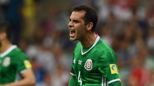2017-08-11 MEXICO Rafael Marquez