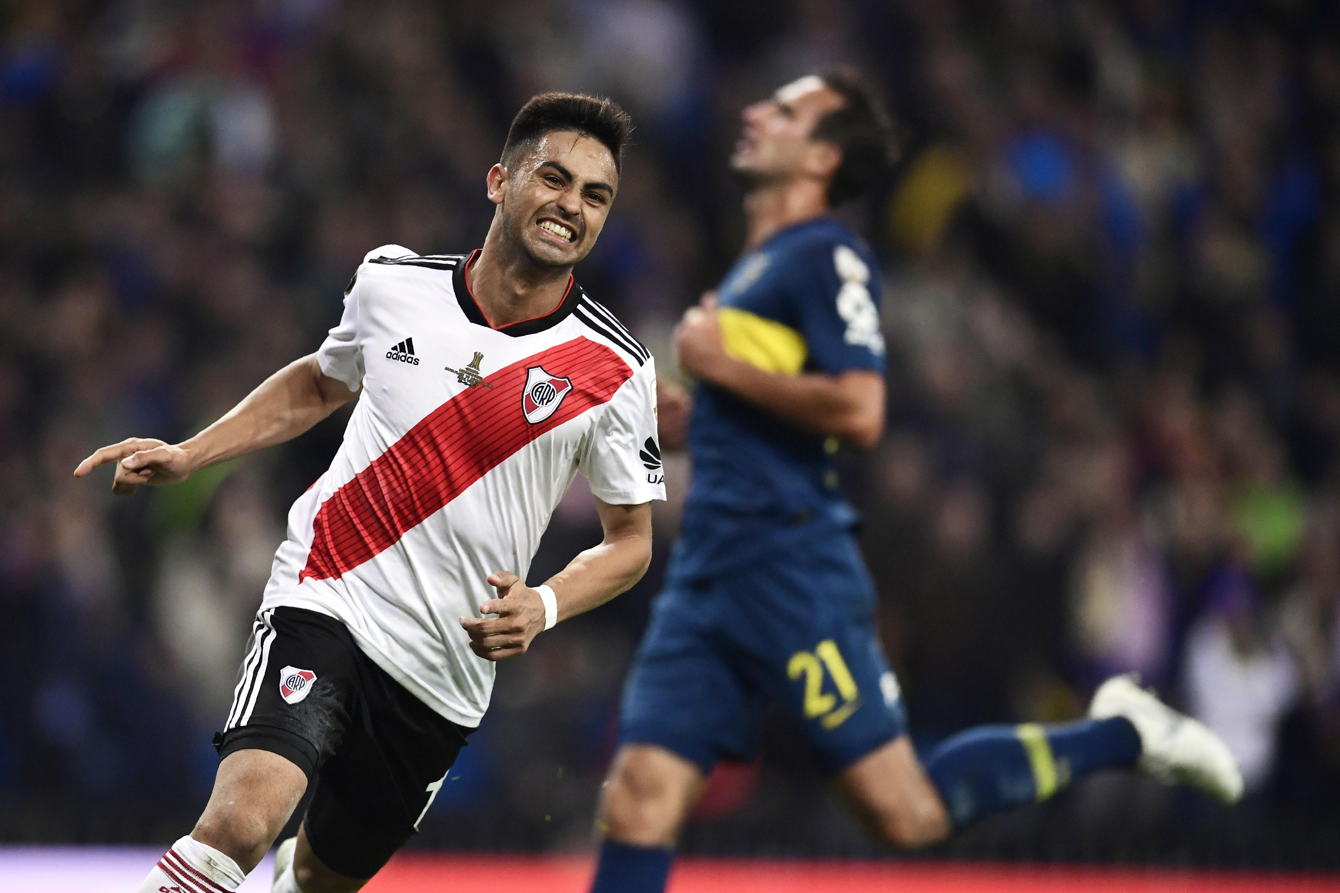 Pity Martinez Libertadores Madrid River Boca