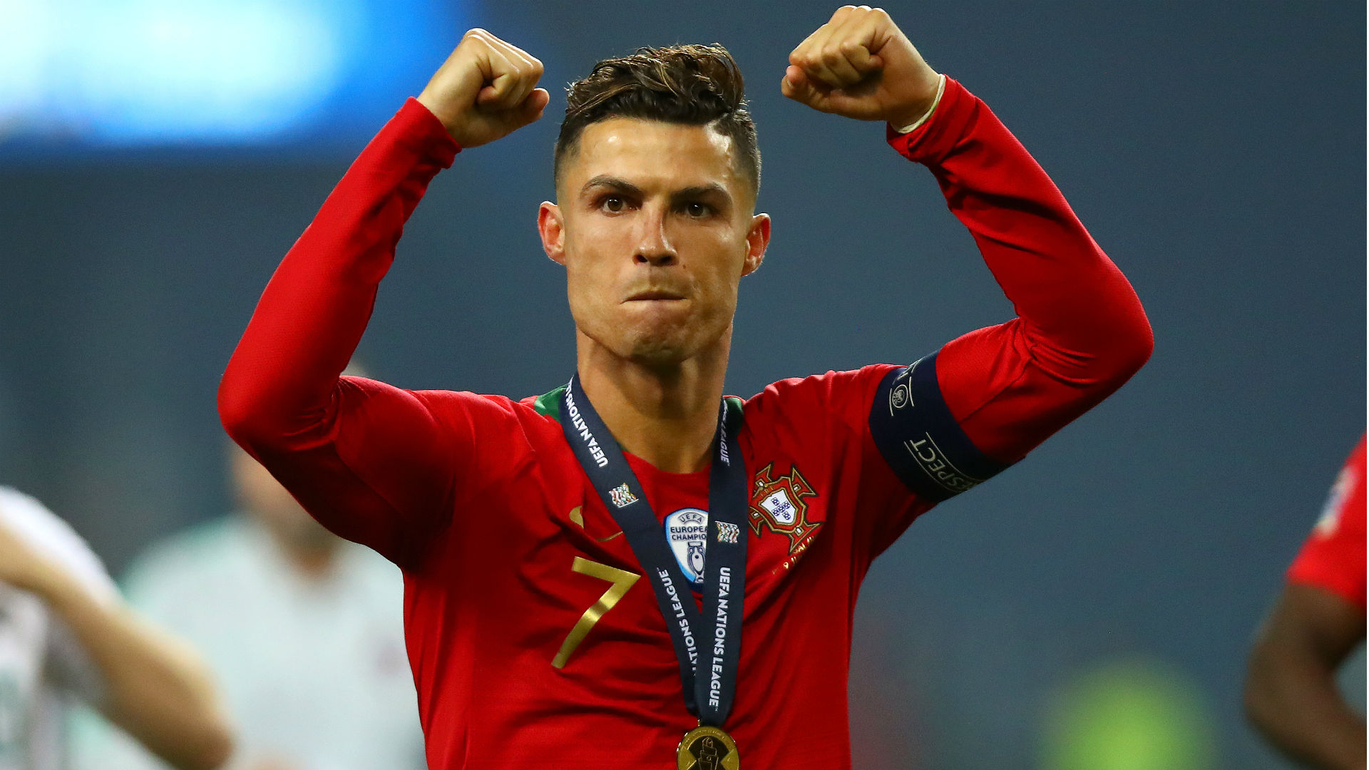 Ronaldo News: 'For Me He's The Best Ever' Neves Hails