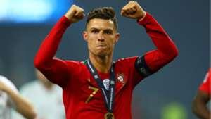 Cristiano Ronaldo Portugal Nations League