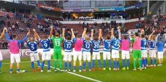 PSV - Osijek 0:1 27.7.2017., celebrations